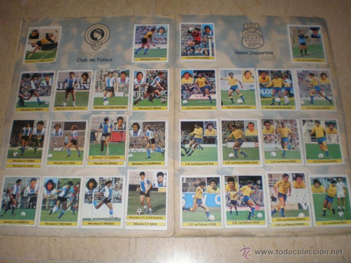 Coleccionismo deportivo: ÁLBUM ESTE 81/82 - Foto 7 - 39771811