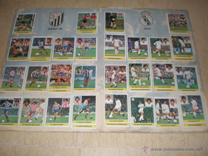 Coleccionismo deportivo: ÁLBUM ESTE 81/82 - Foto 8 - 39771811