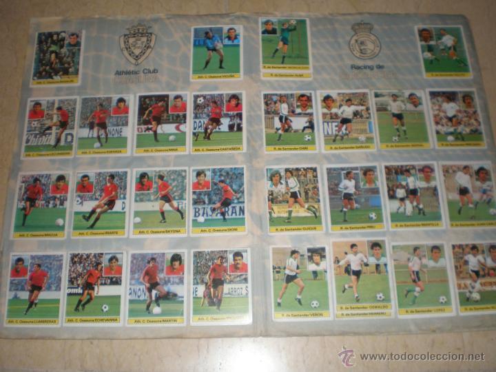 Coleccionismo deportivo: ÁLBUM ESTE 81/82 - Foto 9 - 39771811
