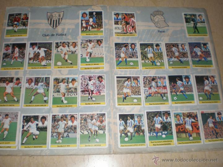 Coleccionismo deportivo: ÁLBUM ESTE 81/82 - Foto 10 - 39771811
