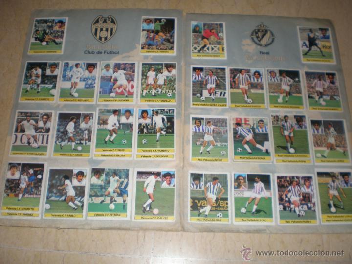 Coleccionismo deportivo: ÁLBUM ESTE 81/82 - Foto 11 - 39771811