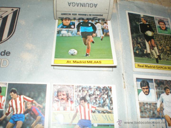 Coleccionismo deportivo: ÁLBUM ESTE 81/82 - Foto 12 - 39771811