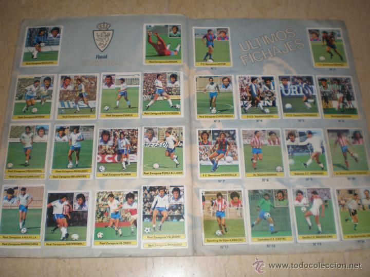Coleccionismo deportivo: ÁLBUM ESTE 81/82 - Foto 13 - 39771811