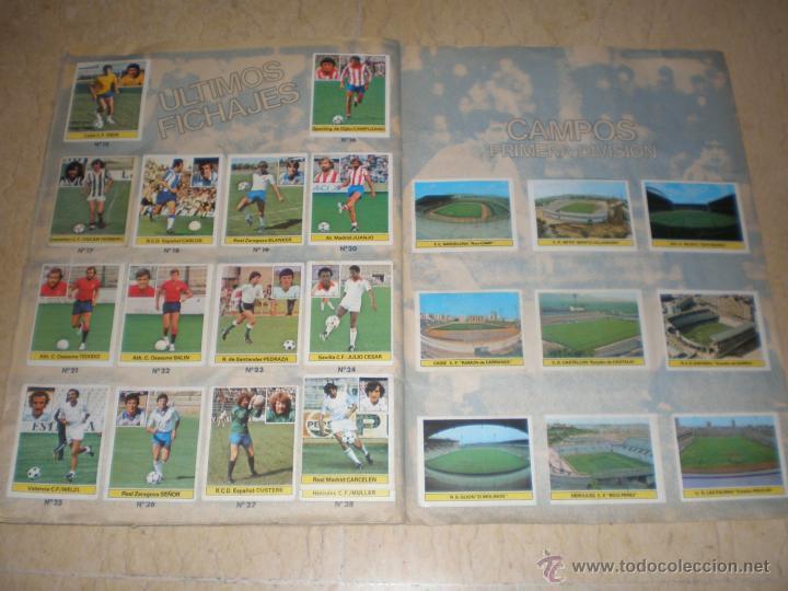Coleccionismo deportivo: ÁLBUM ESTE 81/82 - Foto 14 - 39771811