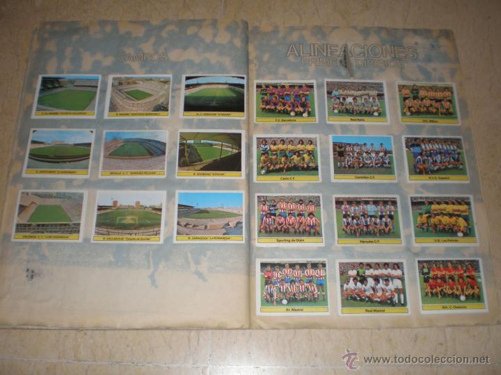 Coleccionismo deportivo: ÁLBUM ESTE 81/82 - Foto 15 - 39771811