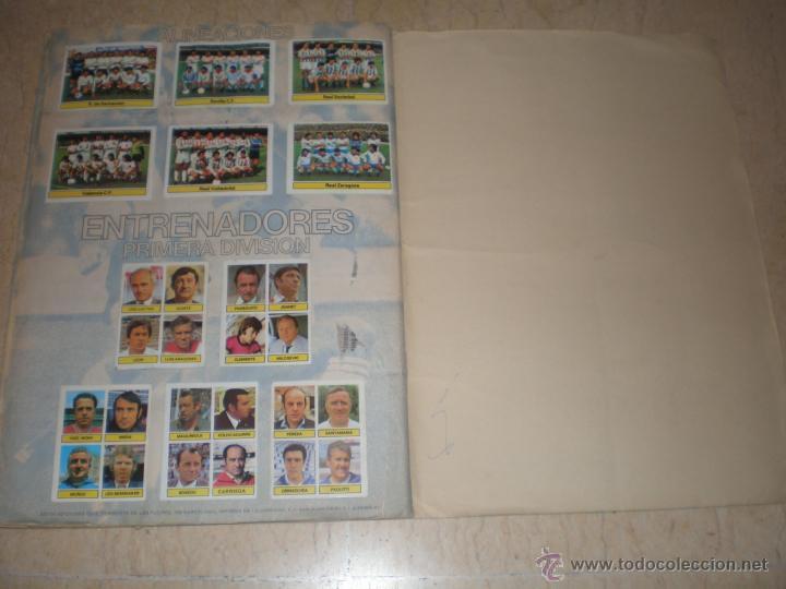 Coleccionismo deportivo: ÁLBUM ESTE 81/82 - Foto 16 - 39771811