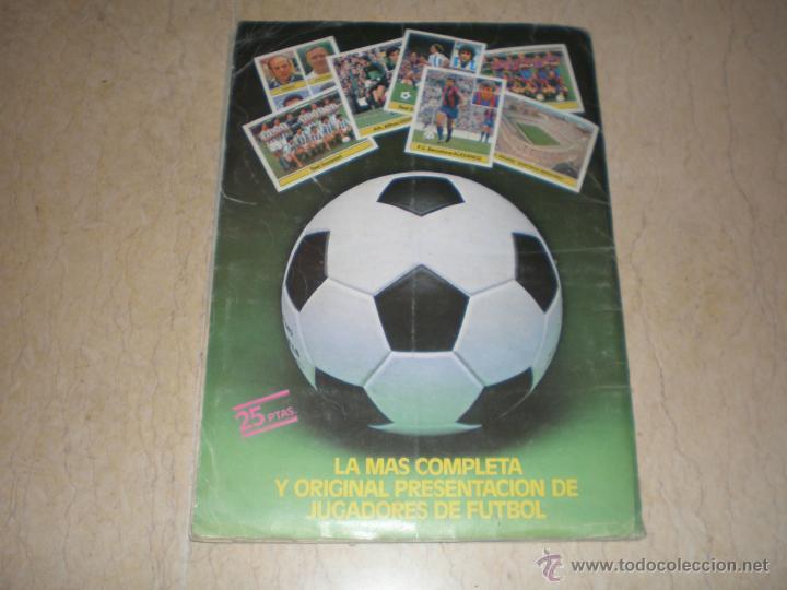 Coleccionismo deportivo: ÁLBUM ESTE 81/82 - Foto 17 - 39771811