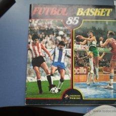 Coleccionismo deportivo: ALBUM DE CROMOS FUTBOL BASKET . Lote 39802877