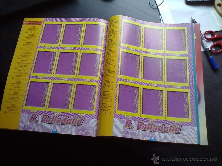 Coleccionismo deportivo: ALBUM PANINI LIGA 1999 2000 CASI PLANCHA - Foto 2 - 39804645