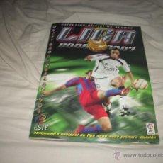 Coleccionismo deportivo: ALBUM DE LA LIGA 2006-07 DE ESTE. Lote 39872546
