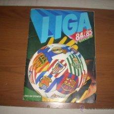 Coleccionismo deportivo: ALBUM DE LA LIGA 1984-85 DE ESTE ,CON CROMOS MUY BUENOS. Lote 43639963