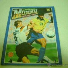 Coleccionismo deportivo: ALBUM CAMPEONATO MUNDIAL FUTBOL USA 94 E. ESTADIO. Lote 39973837
