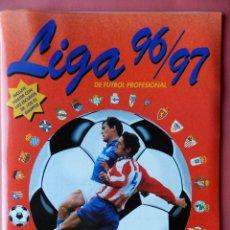 Coleccionismo deportivo: ALBUM VACIO PLANCHA LIGA 96/97 PANINI - COLECCION CROMOS FUTBOL TEMPORADA 1996-1997. Lote 39980435
