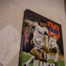 Coleccionismo deportivo: 28 LIGAS BLANCAS. Lote 40166139
