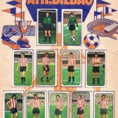Coleccionismo deportivo: ALBUM CROMOS FUTBOL LIGA 77-78 EDICIONES ESTE COMPLETO TODOS LOS EQUIPOS. ALGUNOS ULTIMOS FICHAJES.. Lote 40149346