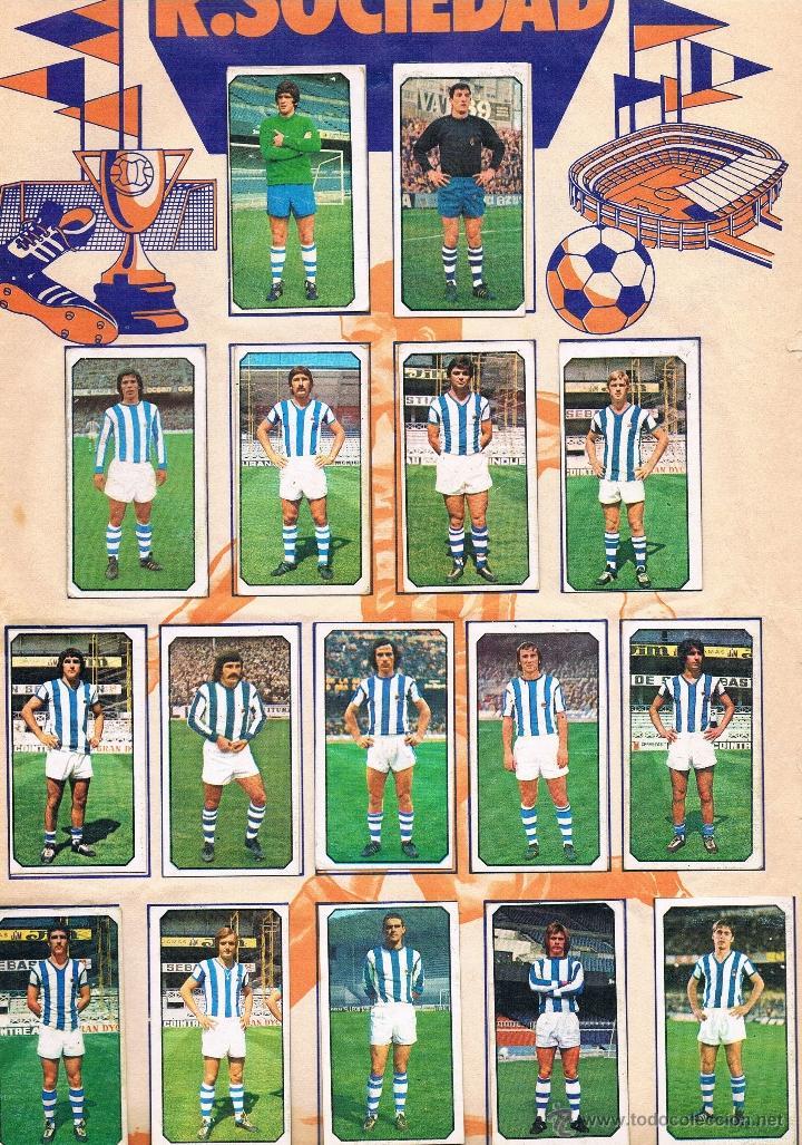 Coleccionismo deportivo: ALBUM CROMOS FUTBOL LIGA 77-78 EDICIONES ESTE COMPLETO TODOS LOS EQUIPOS. ALGUNOS ULTIMOS FICHAJES. - Foto 2 - 40149346