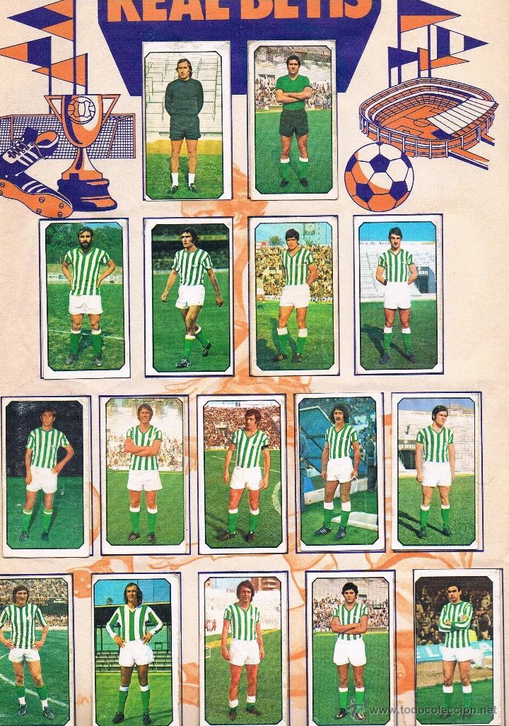 Coleccionismo deportivo: ALBUM CROMOS FUTBOL LIGA 77-78 EDICIONES ESTE COMPLETO TODOS LOS EQUIPOS. ALGUNOS ULTIMOS FICHAJES. - Foto 4 - 40149346