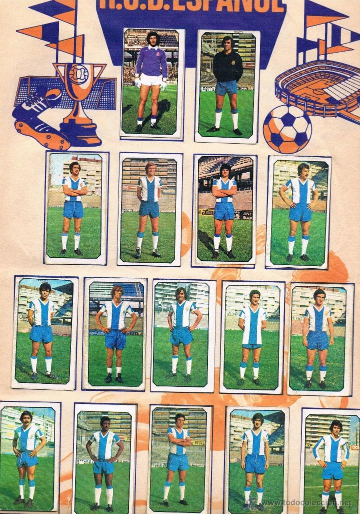 Coleccionismo deportivo: ALBUM CROMOS FUTBOL LIGA 77-78 EDICIONES ESTE COMPLETO TODOS LOS EQUIPOS. ALGUNOS ULTIMOS FICHAJES. - Foto 5 - 40149346