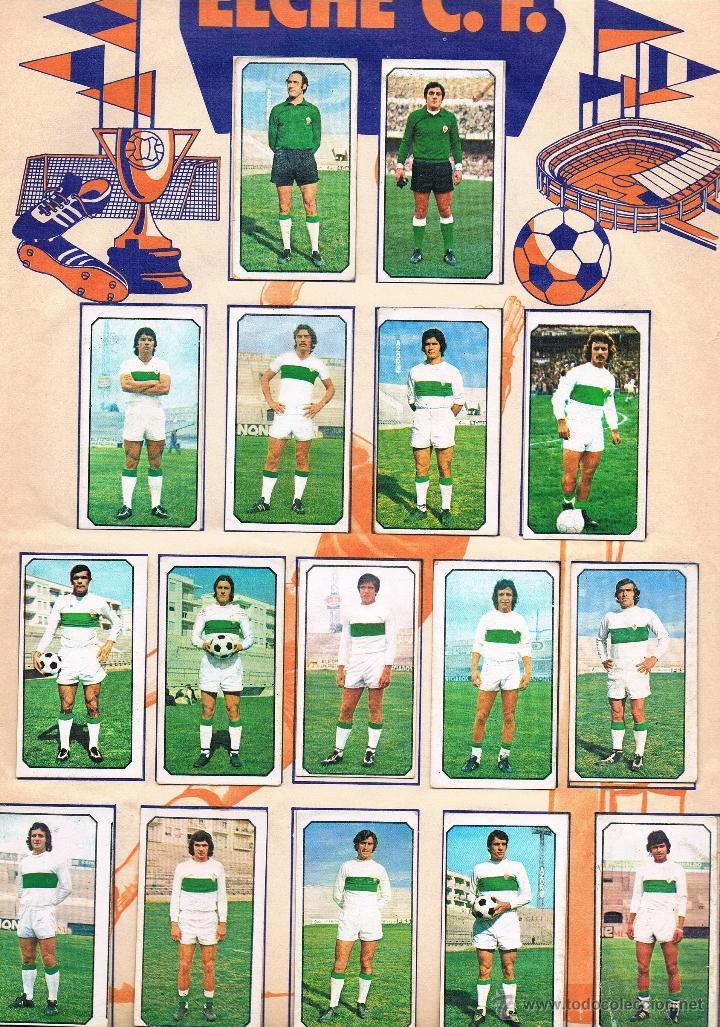 Coleccionismo deportivo: ALBUM CROMOS FUTBOL LIGA 77-78 EDICIONES ESTE COMPLETO TODOS LOS EQUIPOS. ALGUNOS ULTIMOS FICHAJES. - Foto 7 - 40149346