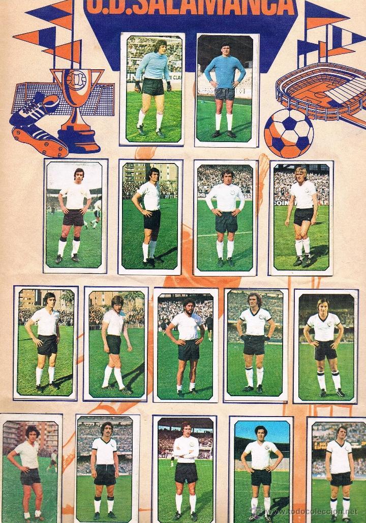 Coleccionismo deportivo: ALBUM CROMOS FUTBOL LIGA 77-78 EDICIONES ESTE COMPLETO TODOS LOS EQUIPOS. ALGUNOS ULTIMOS FICHAJES. - Foto 8 - 40149346