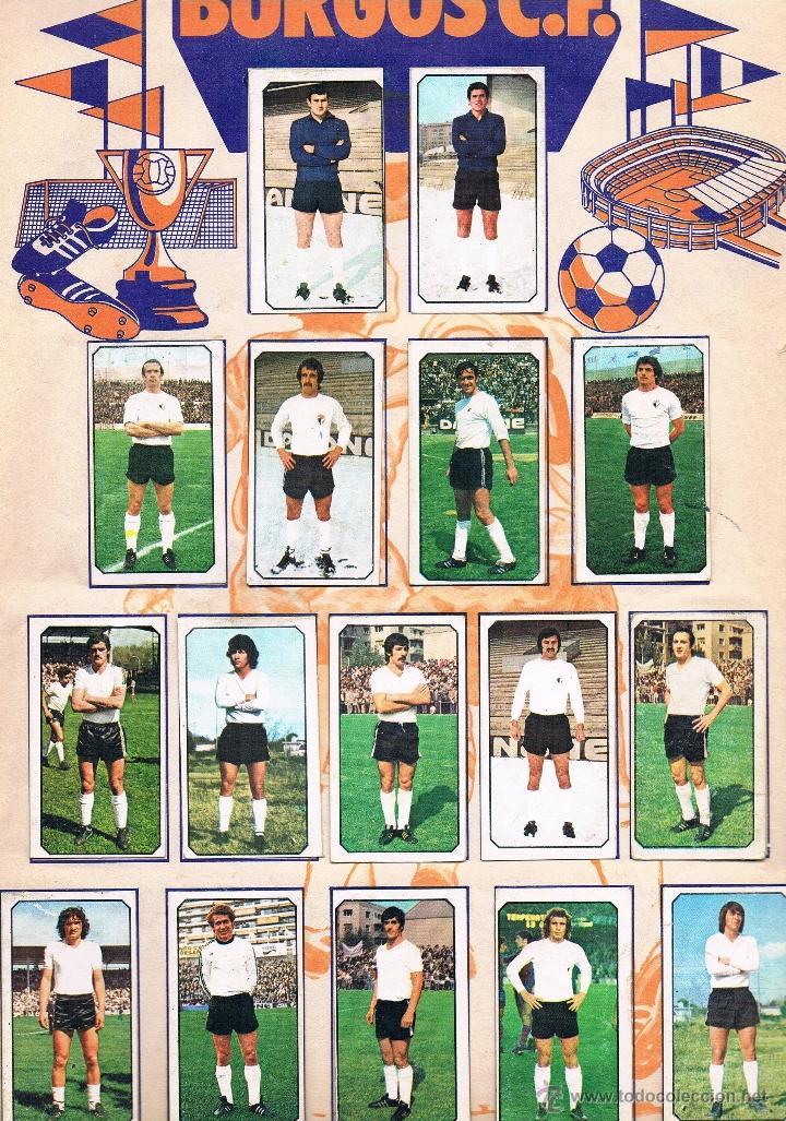 Coleccionismo deportivo: ALBUM CROMOS FUTBOL LIGA 77-78 EDICIONES ESTE COMPLETO TODOS LOS EQUIPOS. ALGUNOS ULTIMOS FICHAJES. - Foto 9 - 40149346