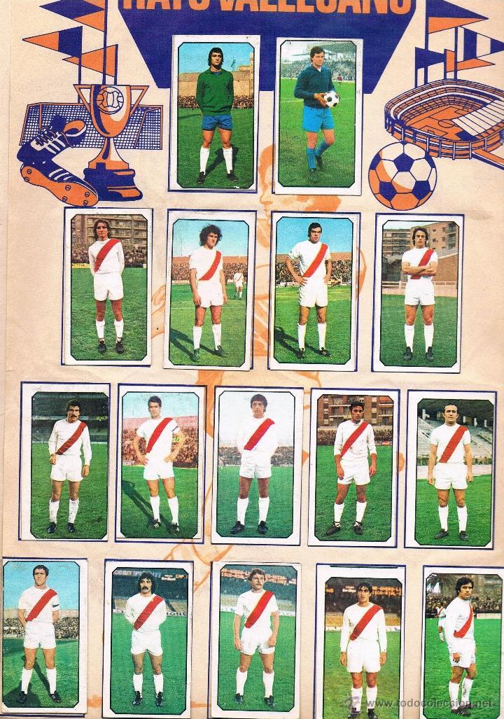 Coleccionismo deportivo: ALBUM CROMOS FUTBOL LIGA 77-78 EDICIONES ESTE COMPLETO TODOS LOS EQUIPOS. ALGUNOS ULTIMOS FICHAJES. - Foto 11 - 40149346