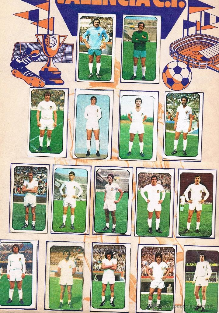 Coleccionismo deportivo: ALBUM CROMOS FUTBOL LIGA 77-78 EDICIONES ESTE COMPLETO TODOS LOS EQUIPOS. ALGUNOS ULTIMOS FICHAJES. - Foto 12 - 40149346