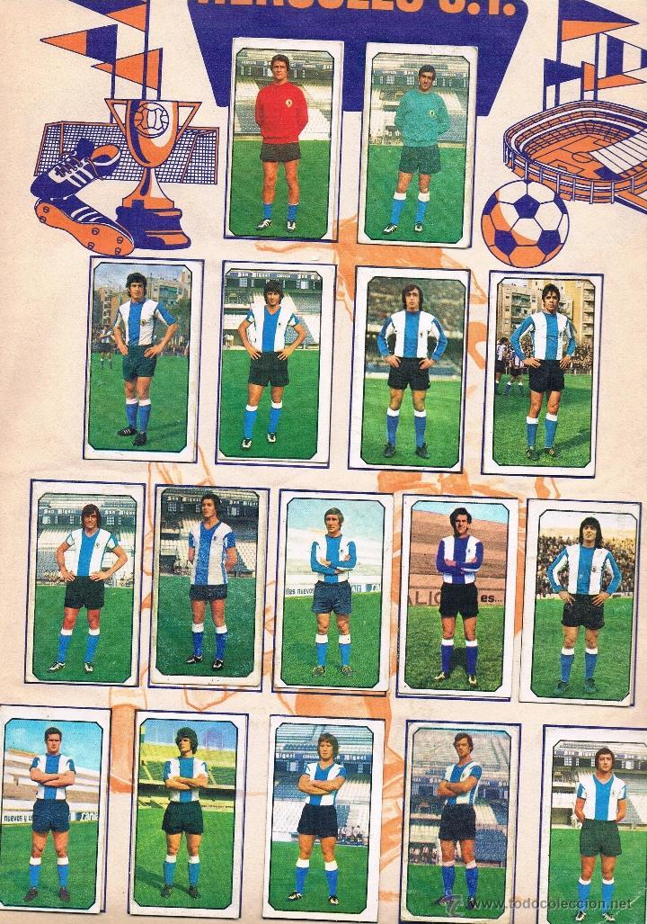 Coleccionismo deportivo: ALBUM CROMOS FUTBOL LIGA 77-78 EDICIONES ESTE COMPLETO TODOS LOS EQUIPOS. ALGUNOS ULTIMOS FICHAJES. - Foto 13 - 40149346