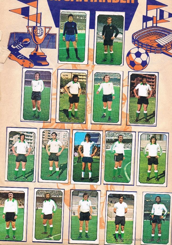 Coleccionismo deportivo: ALBUM CROMOS FUTBOL LIGA 77-78 EDICIONES ESTE COMPLETO TODOS LOS EQUIPOS. ALGUNOS ULTIMOS FICHAJES. - Foto 14 - 40149346