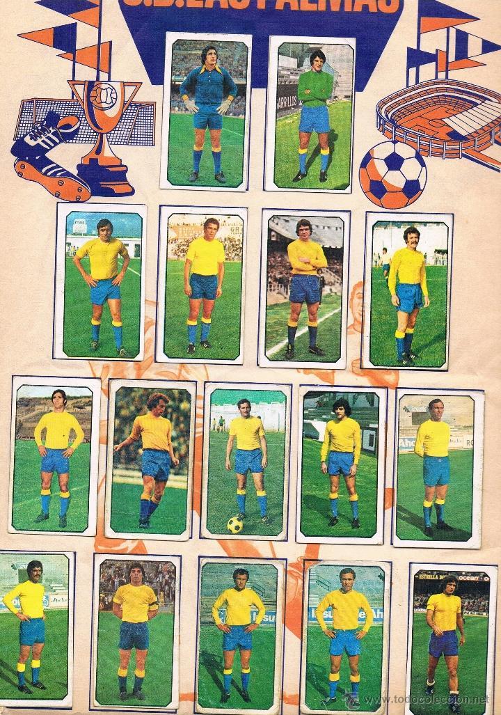 Coleccionismo deportivo: ALBUM CROMOS FUTBOL LIGA 77-78 EDICIONES ESTE COMPLETO TODOS LOS EQUIPOS. ALGUNOS ULTIMOS FICHAJES. - Foto 15 - 40149346