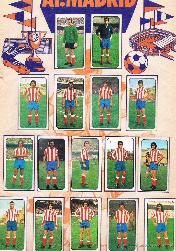 Coleccionismo deportivo: ALBUM CROMOS FUTBOL LIGA 77-78 EDICIONES ESTE COMPLETO TODOS LOS EQUIPOS. ALGUNOS ULTIMOS FICHAJES. - Foto 18 - 40149346