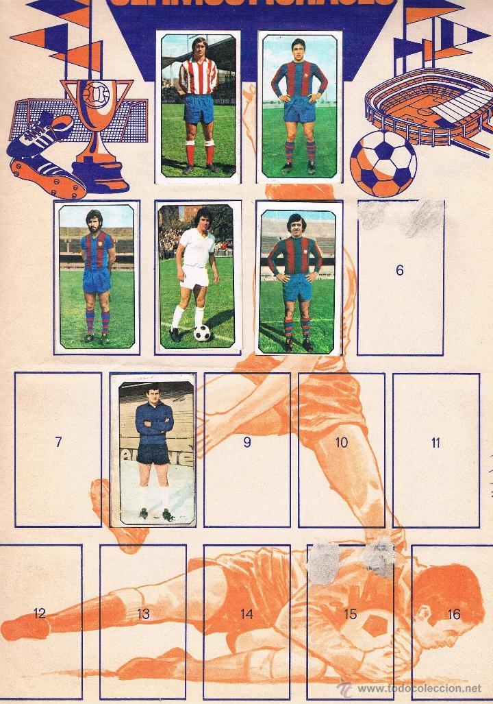 Coleccionismo deportivo: ALBUM CROMOS FUTBOL LIGA 77-78 EDICIONES ESTE COMPLETO TODOS LOS EQUIPOS. ALGUNOS ULTIMOS FICHAJES. - Foto 20 - 40149346