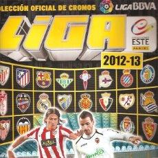 Coleccionismo deportivo: ALBUM LIGA 2012 2013. Lote 40335419