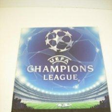 Coleccionismo deportivo: ALBUM CROMOS FUTBOL UEFA CHAMPIONS LEAGUE 2007-2008 PANINI CON 111 CROMOS. Lote 40391311