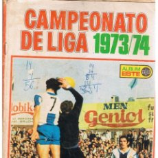 Coleccionismo deportivo: ALBUM CAMPEONATO DE LIGA 1973/74. ESTE.. Lote 40410074