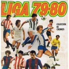 Coleccionismo deportivo: ALBUM LIGA 79 - 80. FUTBOL 1ª DIVISION. ESTE.. Lote 40410424