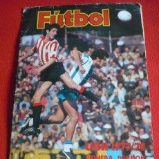 Coleccionismo deportivo: ALBUM ESTE 1977-1978. CON + 350 CROMOS DIFERENTES. INCOMPLETO EDICIONES ESTE 1977-1978. Lote 40424884