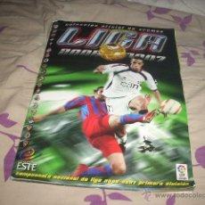 Coleccionismo deportivo: ALBUM DE LA LIGA 2006-07 DE ESTE CON CASI TODA LA COLECCION. Lote 40482376