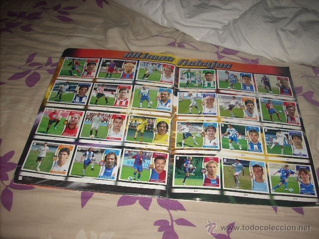 Coleccionismo deportivo: ALBUM DE LA LIGA 2006-07 DE ESTE CON CASI TODA LA COLECCION - Foto 3 - 40482376