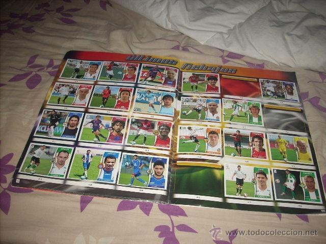 Coleccionismo deportivo: ALBUM DE LA LIGA 2006-07 DE ESTE CON CASI TODA LA COLECCION - Foto 4 - 40482376
