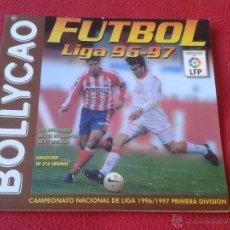 Coleccionismo deportivo: ALBUM DE CROMOS DE FUTBOL BOLLYCAO LIGA LFP 96 97 1996 1997 VACIO. VER DESCRIPCION. Lote 40892870