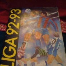 Coleccionismo deportivo: ALBUM 92-93 ESTE. BASTANTE COMPLETO. LEER DESCRIPCIÓN.. Lote 41103058