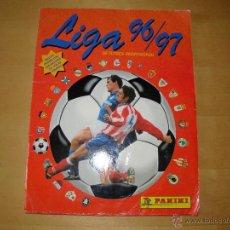 Coleccionismo deportivo: ALBUM LIGA 96/97 PANINI. Lote 41139866