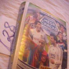 Coleccionismo deportivo: ALBUM MEGA CRACKS 2007-2008 CON UNOS POCOS CROMOS. Lote 41445718