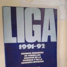 Coleccionismo deportivo: ESCUELA DE FUTBOL (POR GENTO) - LIGA 1991-92 - AS. Lote 41484599
