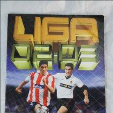 Coleccionismo deportivo: ÁLBUM DE CROMOS INCOMPLETO - LIGA FÚTBOL 2002-2003 - LFP - COLECC. ESTE/PANINI - TIENE 135 CROMOS. Lote 41629311