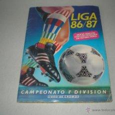 Coleccionismo deportivo: LIGA 86-87 DE EDICIONES ESTE. Lote 41757500