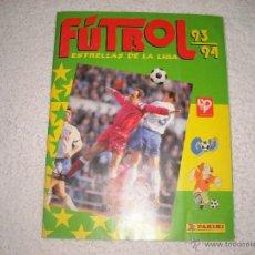 Coleccionismo deportivo: FUTBOL 93 94 ESTRELLAS DE LA LIGA. Lote 42372151