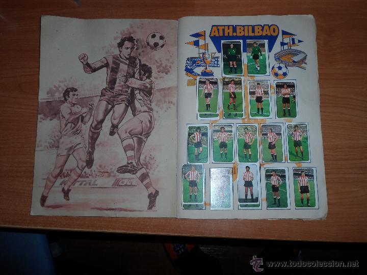 Coleccionismo deportivo: ALBUM ESTE LIGA 1977 - 1978 ( 77 - 78 ) COMPLETO A FALTA DE UNOS FICHAJES - Foto 2 - 42427708