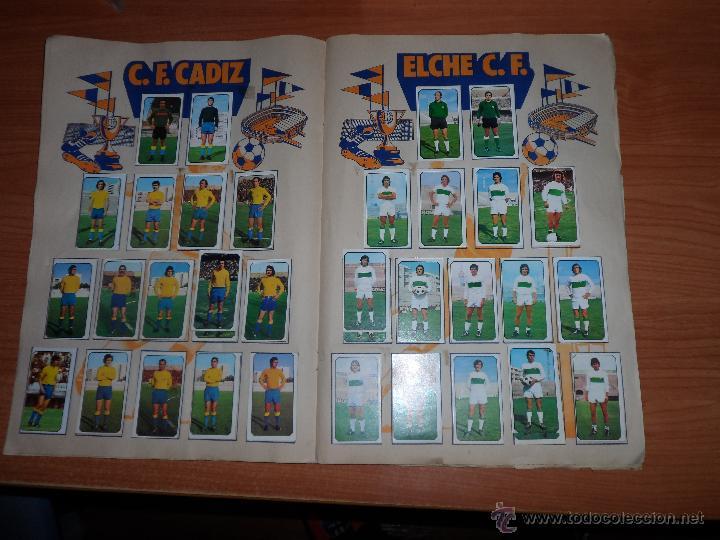 Coleccionismo deportivo: ALBUM ESTE LIGA 1977 - 1978 ( 77 - 78 ) COMPLETO A FALTA DE UNOS FICHAJES - Foto 4 - 42427708